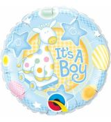 Balon it´s a boy 23cm